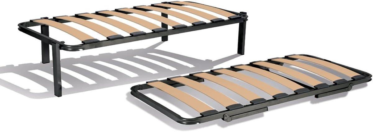 Somier canguro de laminas de madera mod. barcelona 105 x 200 ...