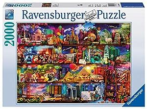 Ravensburger 16685 Welt der Bücher, 2000 Teile Puzzle