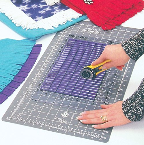 quilting slotted ruler - 9