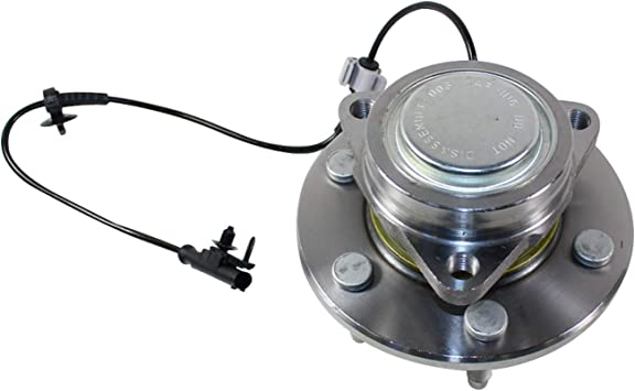 Wheel Bearing and Hub Assembly-Hub Assembly GMB 730-0012