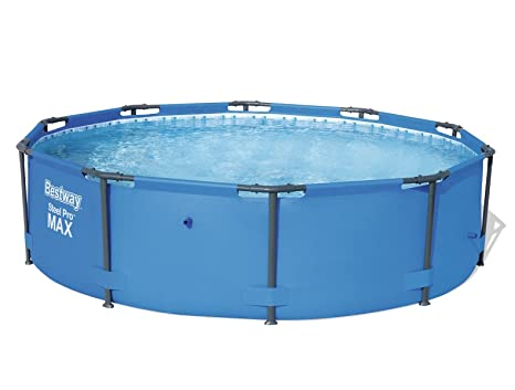 Piscina Desmontable Tubular Bestway Steel Pro 305x76 cm