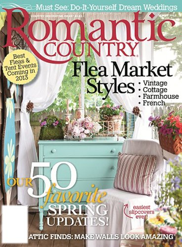 More Details about Romantic Country Magazine