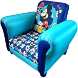 Disney Children's Mickey Mouse UPHOLSTERED Chair