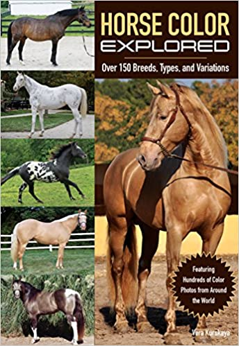 Horse color explored over 150 breeds types and variations vera horse color explored over 150 breeds types and variations vera kurskaya michal prochazka 9781570767319 amazon books fandeluxe Gallery