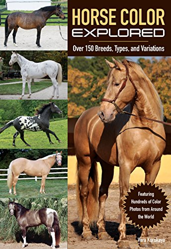 Horse Color Explored: Over 150 Breeds, Types, and Variations ()