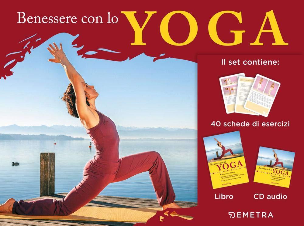 Benessere con lo yoga. Con CD-Audio: Amazon.es: Barbara ...