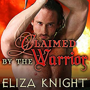 Claimed by the Warrior Audiobook