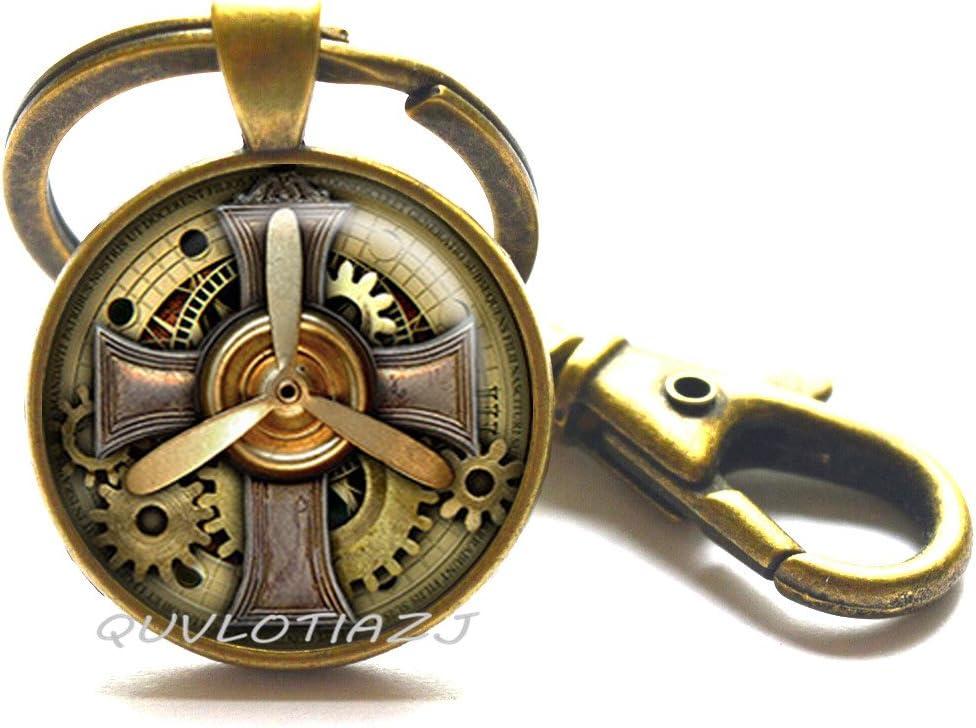 Aviator Keychain