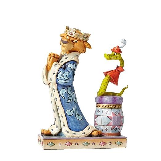 5 opinioni per Enesco 4050418 Principe Giovanni e Sir Hiss ( Robin Hood), Multicolore