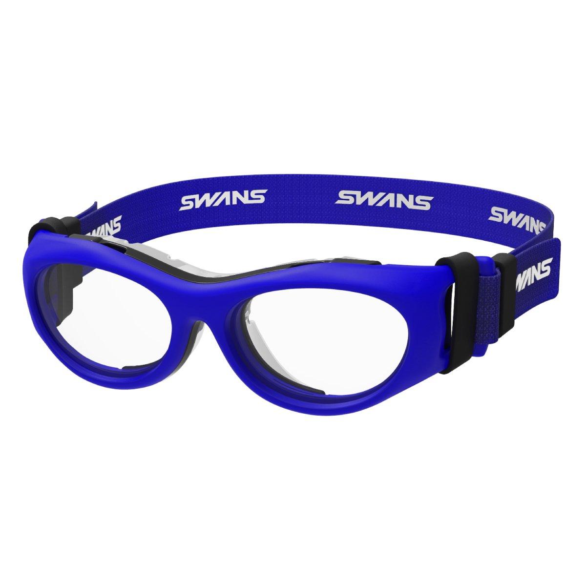 正規店仕入れの SWANS(スワンズ) SWANS(スワンズ) アイガード アイガード SVS-700N 6歳~10歳まで 6歳~10歳まで ネイビー×クリア スポーツ用メガネフレーム B0787GLJX9, ハッピーフィール:6fdebe0f --- ballyshannonshow.com