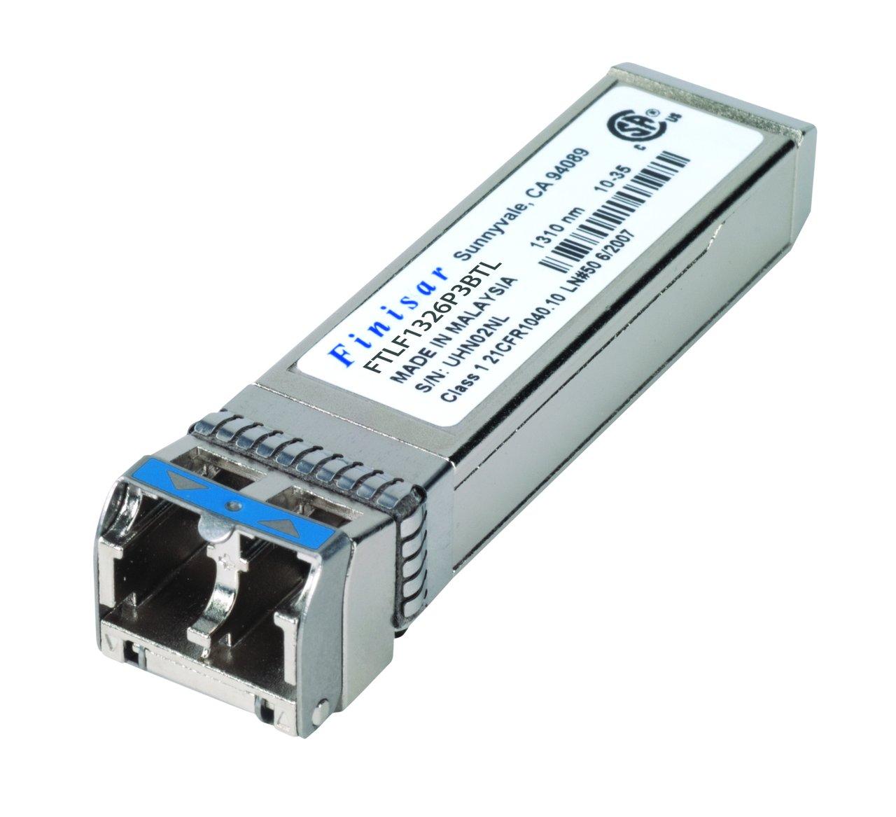 FTLF1326P3BTL 6Gb/s 1310nm Wireless SFP+ Transceiver by Finisar