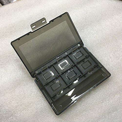 JZK® Plastic Nintendo Switch juego Caja de almacenamiento del ...
