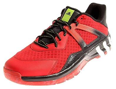 scarpe adidas basket rosso uomo