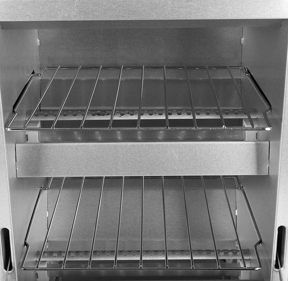 biberones WOAIM 10L Gabinete de esterilizador est/ético UV y ozono Caja de esterilizaci/ón Ultravioleta Estuche de desinfecci/ón para Salones de Belleza Toallas
