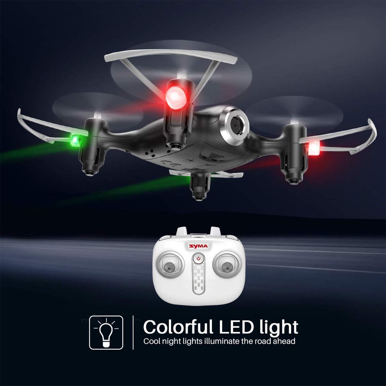 fpvrc Syma X21 Drone 135 x 135 x 30 mm negro: Amazon.es: Juguetes ...