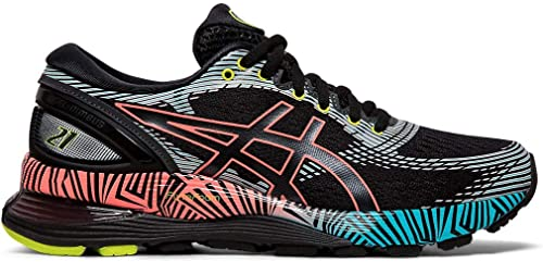 ASICS Gel-Nimbus 21 Hyper-Flash Zapatillas de Correr para ...