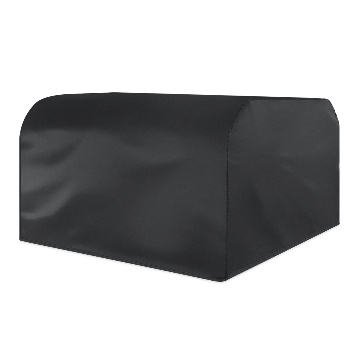 Dailyinshop Universal 210D Oxford Cloth Outdoor Dustproof Waterproof Table Furniture Cover(Color:Black)(Size:250x250x90cm)