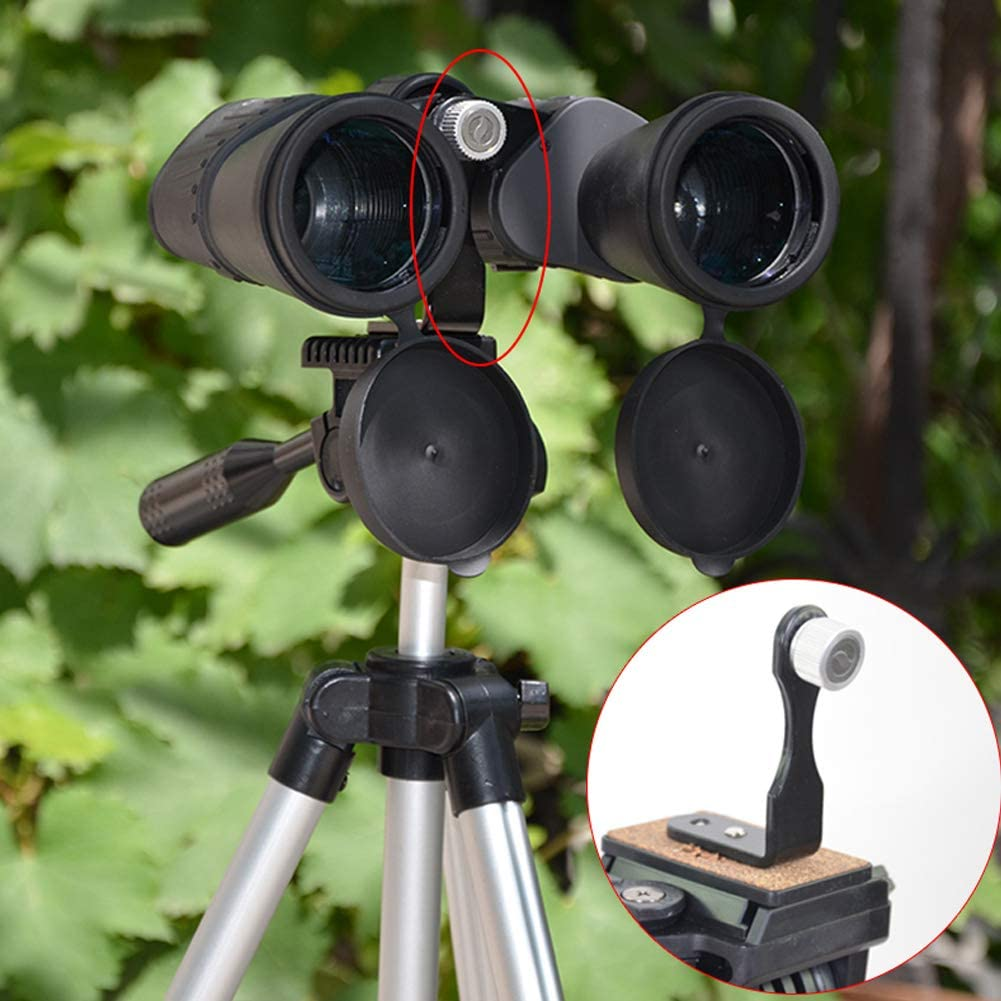Red #N//A Binoculars Bracket Tripod Mount Adapter L Type as described