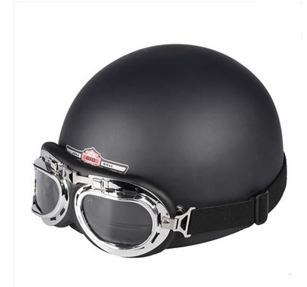 TZQ Street Fashion Batterie Auto Full Cover Nebel Lady Half Helm Mann Helm