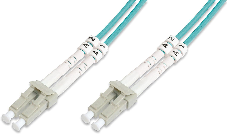 Digitus Lwl Patch Kabel Om3 20 M Lc Auf Lc Elektronik