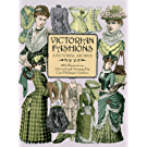 Victorian Fashions: A Pictorial Archive, 965 Illustrations (Dover Pictorial Archive) (English Edition)