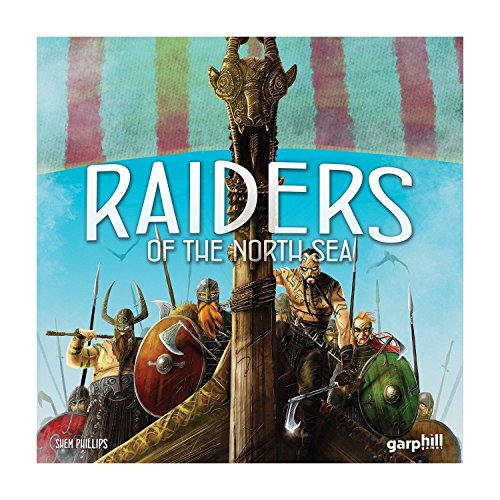 بردگیم  Renegade Game Studios Raiders of The North Sea