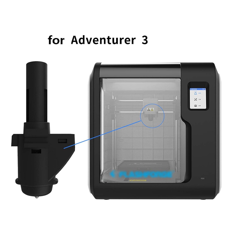 SHEAWA Flashforge Boquilla Kit de montaje Hotend para impresora 3D ...