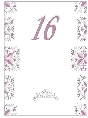Amazon.com: Invitaciones de fiesta con sobres, 16 (dieciséis ...
