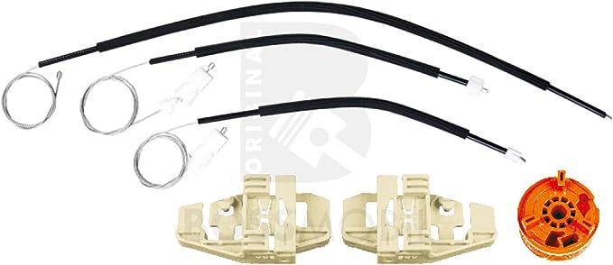Delantero derecho o izquierdo kit de reparaci/ón de elevalunas el/éctricos Bossmobil XSARA N1