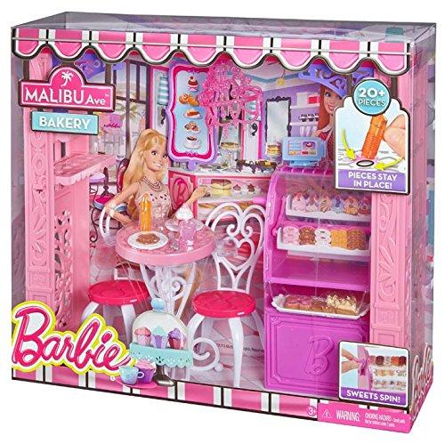 61e5f87207 Barbie CKN54 - Negozio Malibu Pasticceria: Amazon.it: Giochi e giocattoli