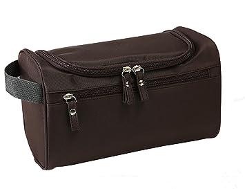 Amazon.com  iSuperb Hanging Toiletry Bag Travel Bag Water Resistant  Lightweight Wash Gym Shaving Bag Organizer for Women Men (Coffee)  Clothing 0d74aa06ac528