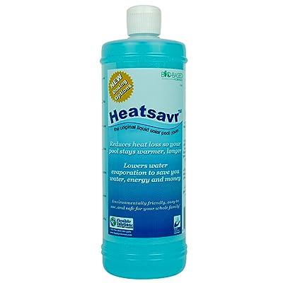Heatsavr Liquid Cover : Swimming Pool Solar Blankets : Garden & Outdoor