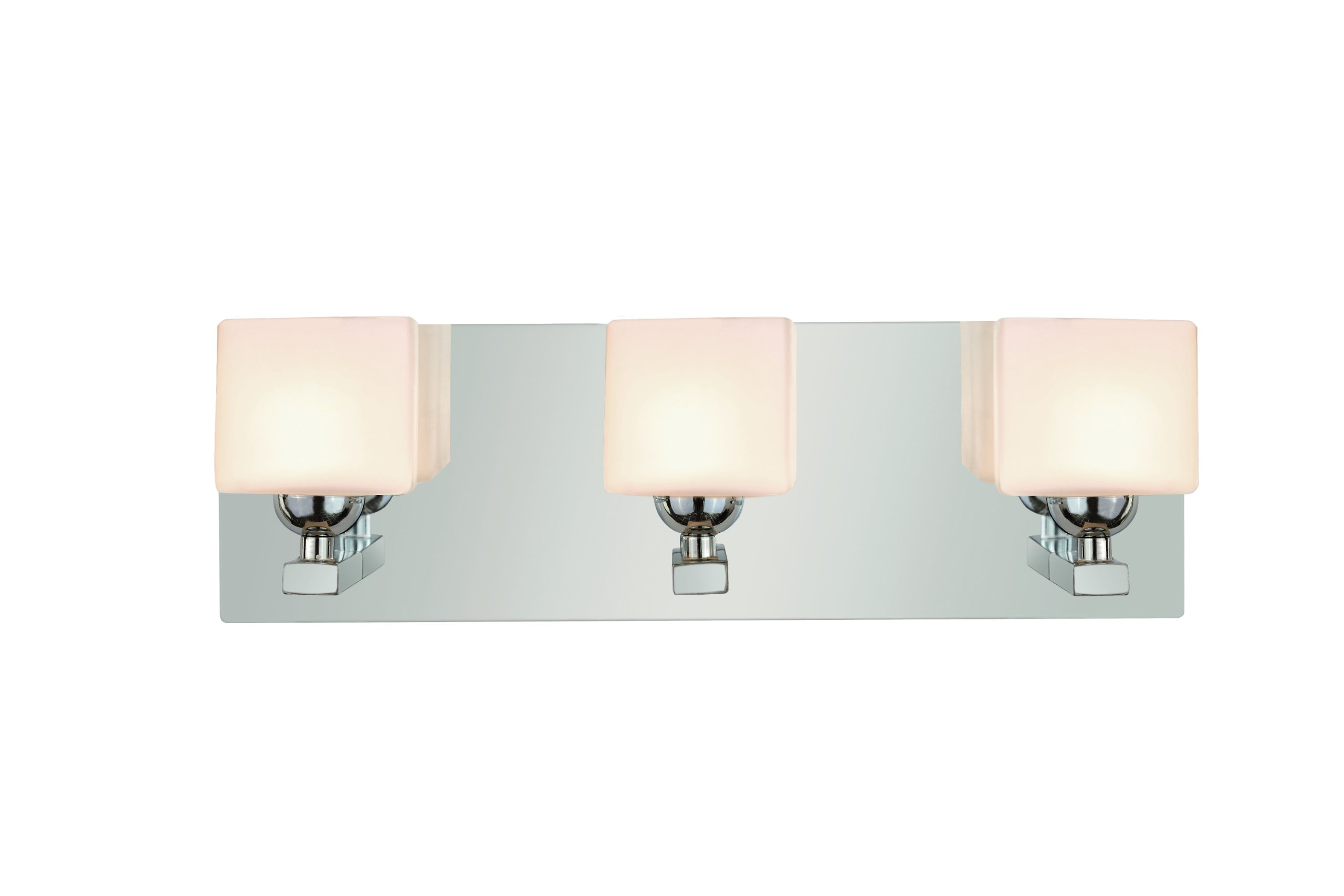Trans Globe Lighting 2693 PC Indoor  Vienna 16.5'' Vanity Bar, Polished Chrome