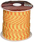 SecureLine NPC5503240YT 5/32-Inch X  400-Feet Military Grade 550 Nylon Paracord, Yellow/Orange