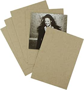 HGP 7 x 10 960 Pack Chipboard Sheets for Arts and Crafts Scrapbooking Backing Mounting Board Picture Framing Shipping Cardboard