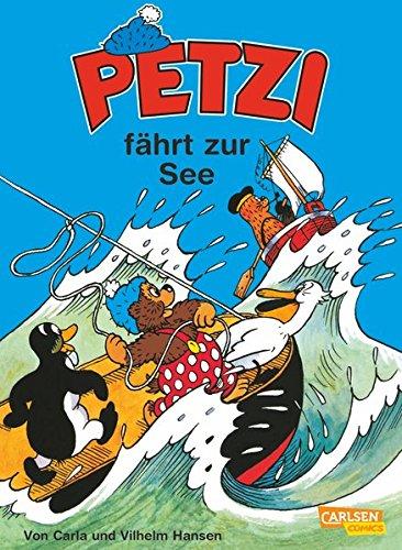 Petzi, Bd.26, Petzi fährt zur See