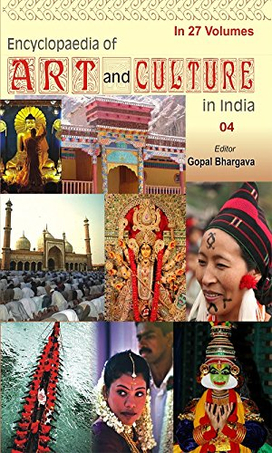 Encyclopaedia Of Art And Culture In India (Rajasthan) 9Th Volume Ed.Gopal Bhargava