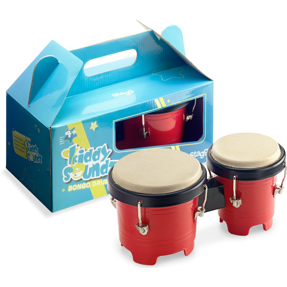 Stagg- Bop05 Mini Bongo Drums For Kids by Stagg