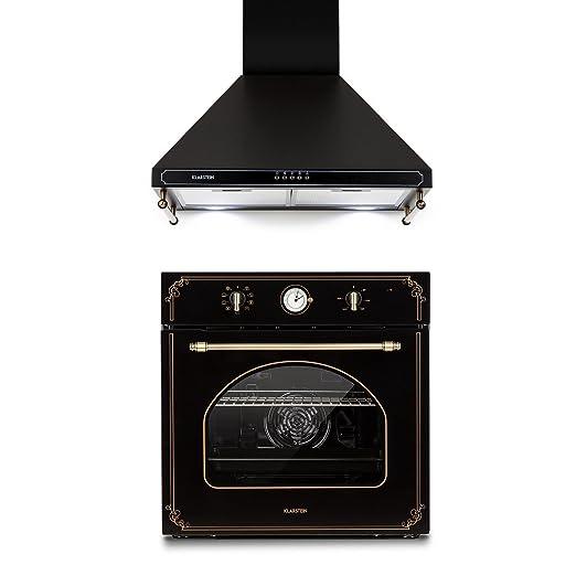 Klarstein Victoria Set - Horno eléctrico, Juego de horno y ...