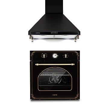 Klarstein Victoria Set • Horno eléctrico • Juego de horno y ...