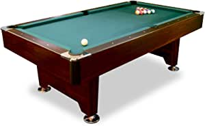 Acon - Mesa de billar (madera de Vegas): Amazon.es: Deportes y ...