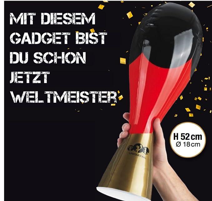 Trofeo de plástico hinchable de 52 cm para campeones del mundo y ...