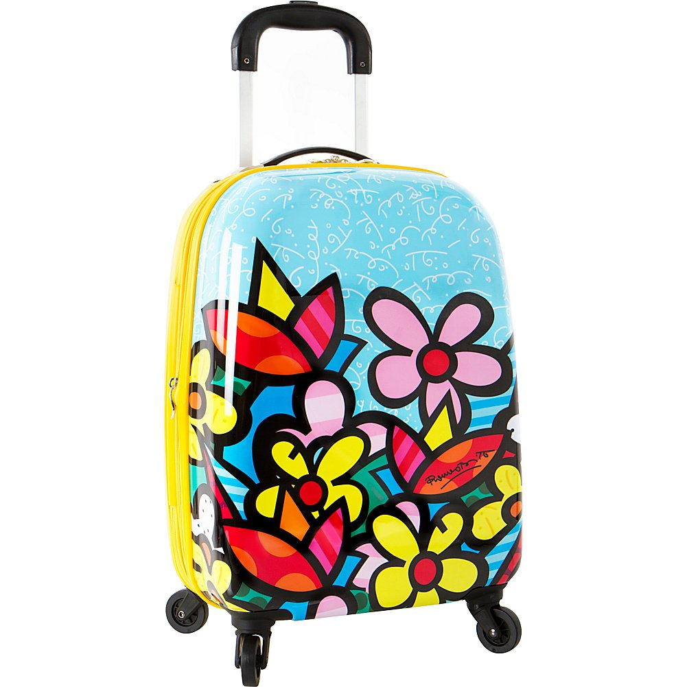 Heys Trolley Britto Tween Trolley Bordgepäck Flowers