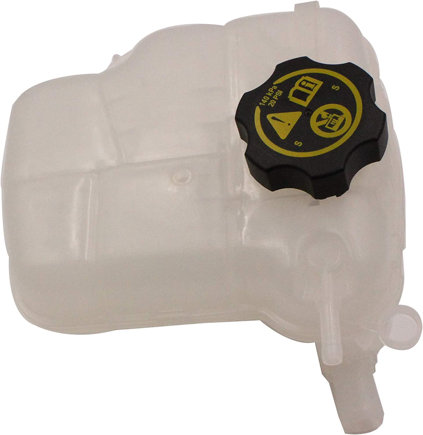 LOSTAR Engine Coolant Reservoir Tank Fits 2011-2016 GM Verano Cruze Sonic 13393368