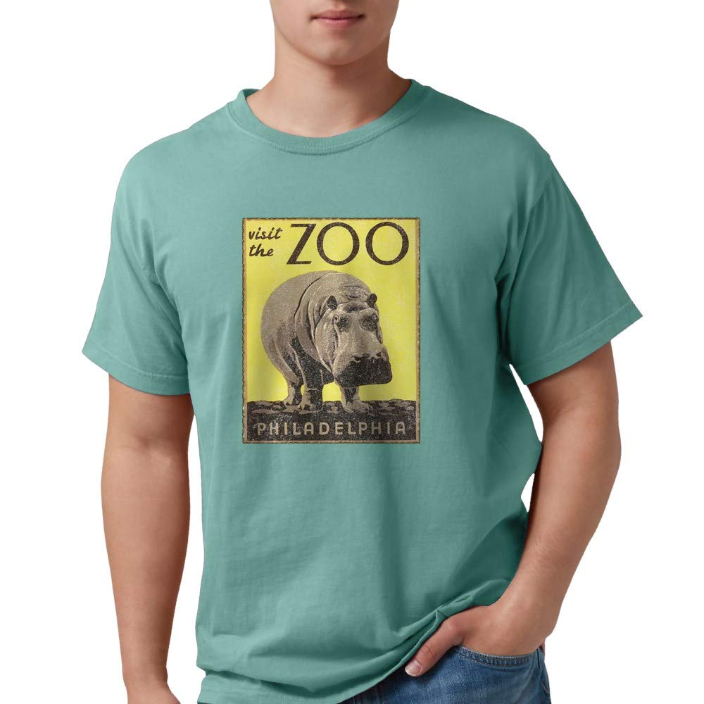 Vintage Philadelphia Zoo T Shirt Comfort Tee 2472