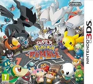 3Ds Pokemon Rumble