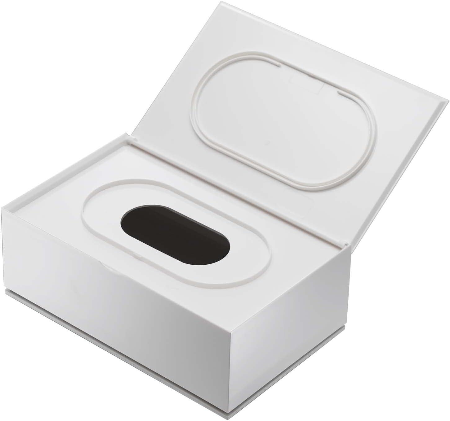 Yamazaki  wet tissue case VEIL black 7863 TS-F BK