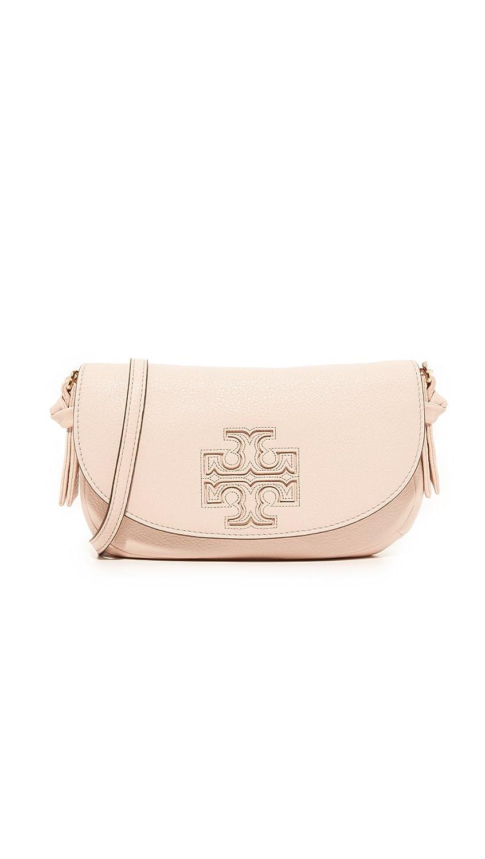8f5ac70f593 Tory Burch Harper Mini Crossbody - Bedrock  Handbags  Amazon.com