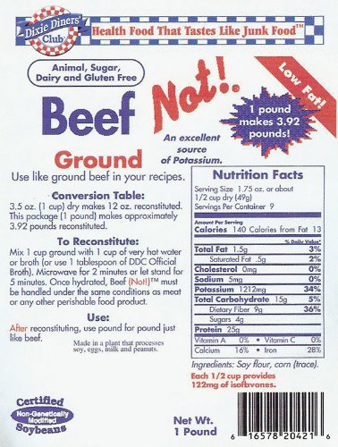 Buy meat substitute products