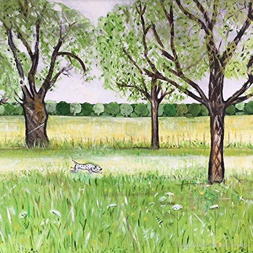 Sally Anne Wake Jones Art , Borsa da spiaggia  Donna Multicolour